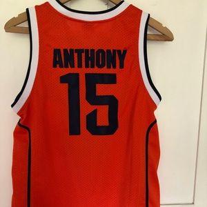 Syracuse Carmelo Anthony Jersey Nike